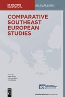 Coverbild der Südosteuropa Zeitschrift