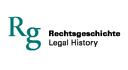 Rechtsgeschichte - Legal History logo